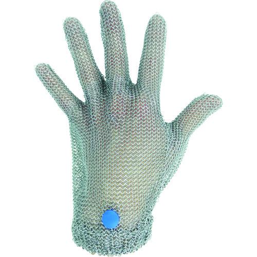 ミドリ安全 ステンレス製 耐切創クサリ手袋 5本指 WILCO-050 Lサイズ 1枚 [WILCO-050-L] WILCO050L           販売単位:1 送料無料