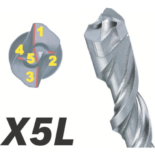 ボッシュ SDSプラスビットX5L 16.5×315 [X5L165315] X5L165315 販売単位:1
