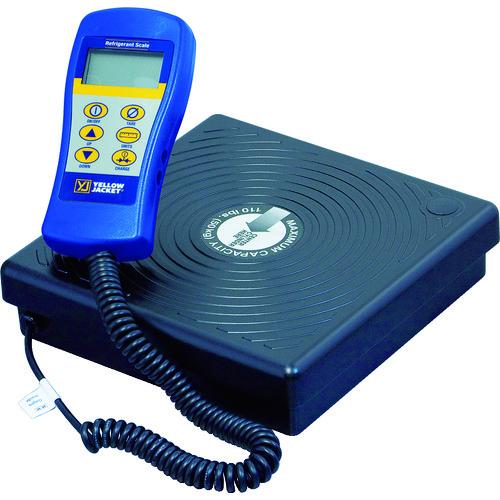 イエロージャケット 自動チャージングスケールCS-50A [Y68815] Y68815             販売単位:1 送料無料