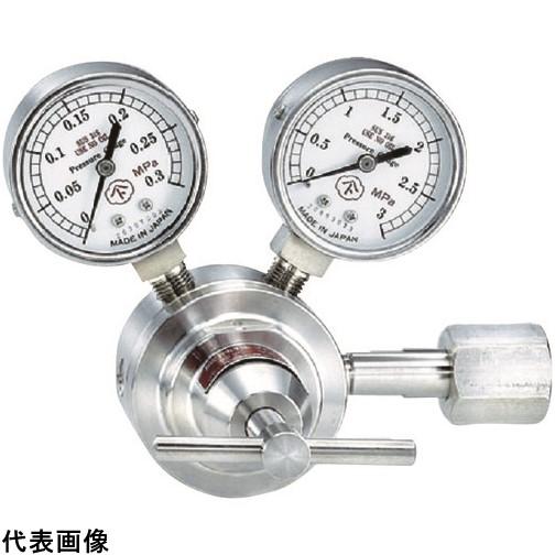 ヤマト 腐食性ガス用圧力調整器 YS-1 [YS-1-R-1201-1404-H2S] YS1R12011404H2S 販売単位:1 送料無料