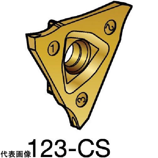 サンドビック コロカット2 突切り・溝入れチップ 1125 [L123E2-0200-1001-CS 1125] L123E202001001CS 10個セット 送料無料