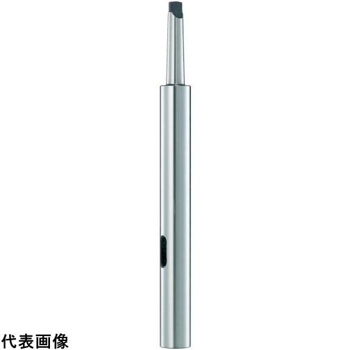 TRUSCO トラスコ中山 ドリルソケット焼入研磨品 ロング MT2XMT2 首下150mm [TDCL-22-150] TDCL22150 販売単位:1 送料無料