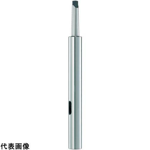 TRUSCO トラスコ中山 ドリルソケット焼入研磨品 ロング MT3XMT3 首下150mm [TDCL-33-150] TDCL33150 販売単位:1 送料無料