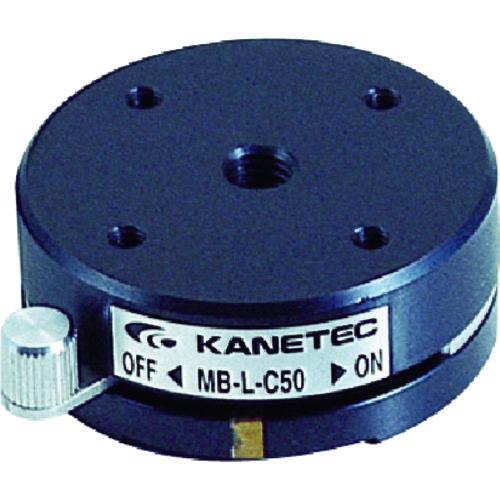 カネテック マグネットベース [MB-L-C50] MBLC50 販売単位:1 送料無料