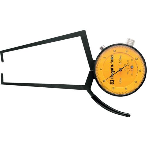 SK ダイヤルキャリパゲージ 測定範囲10~35mm 最小表示0.025mm [BO-2] BO2 販売単位:1 送料無料