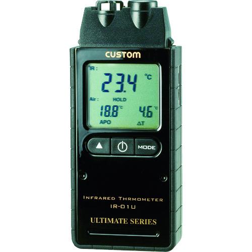 カスタム 赤外線放射温度計 [IR-01U] IR01U 販売単位:1 送料無料