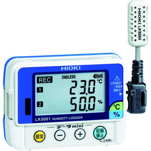 HIOKI 温湿度ロガー LR5001 [LR5001] LR5001 販売単位:1 送料無料