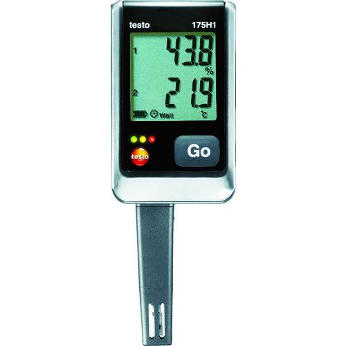 テストー 温湿度ロガー(2ch) testo 175H1 [TESTO175H1] TESTO175H1 販売単位:1 送料無料