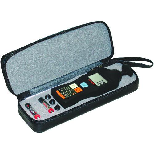 ライン精機 レーザー式ハンドタコメーター [TM-7010K] TM7010K 販売単位:1 送料無料