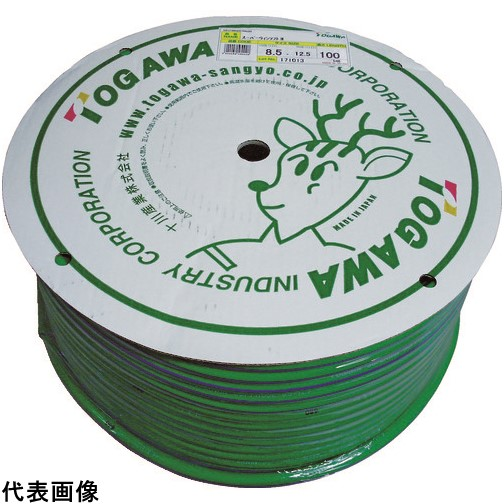十川 スーパーウィンソフトホース 100m巻 [SWH-8512] SWH8512 販売単位:1 送料無料