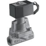 CKD パイロット式2ポート電磁弁(マルチレックスバルブ)40.5[[MM2]]/有効断面積 [AP11-8A-C4A-AC200V] AP118AC4AAC200V 販売単位:1 送料無料