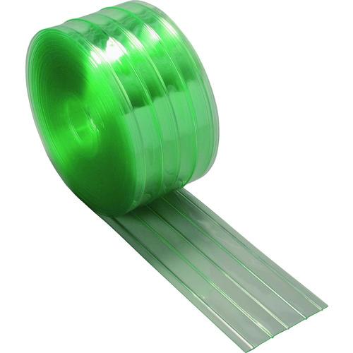 TRUSCO トラスコ中山 ストリップ型リブ付き間仕切りシート静電透明2X200X30M [TSR-220-30] TSR22030 販売単位:1 送料無料