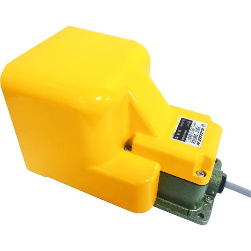 オジデン フットスイッチ産業用防雨形・シールドカバー付 定格6A-250VAC [OFL-1-SM2K] OFL1SM2K 販売単位:1 送料無料