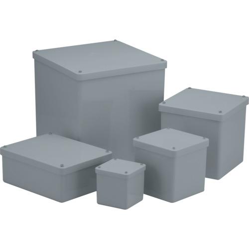日動電工 プルボックス(平蓋)(グレー) [PB303020GHW] PB303020GHW 販売単位:1 送料無料