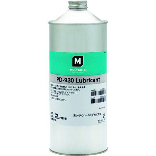 モリコート フッソ・コーティング剤 PD-930潤滑剤 1kg [PD-930-10] PD93010 販売単位:1 送料無料