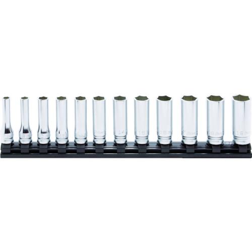 コーケン Z-EAL6角ディープソケットレールセット 12ヶ組 [RS3300MZ/12] RS3300MZ12 販売単位:1 送料無料