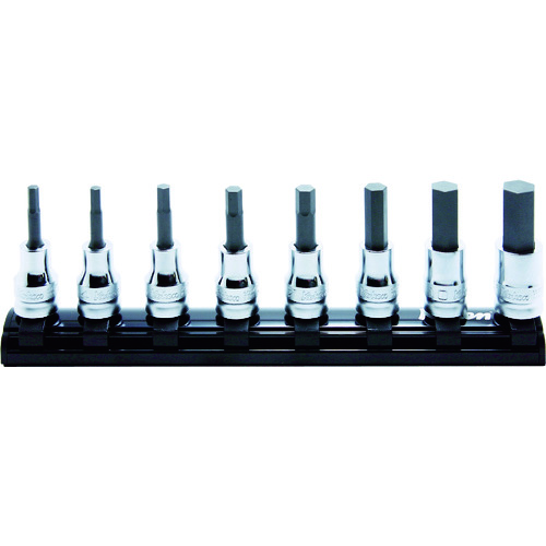 コーケン Z-EALヘックスビットソケットレールセット 8ヶ組 [RS3010MZ/8-L50] RS3010MZ8L50 販売単位:1 送料無料