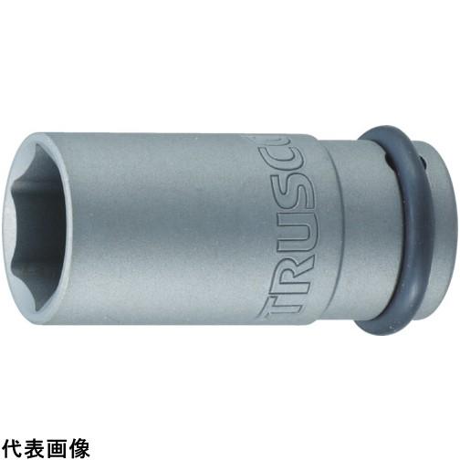 TRUSCO トラスコ中山 インパクト用ロングソケット(差込角25.4)対辺60mm [T8-60AL] T860AL 販売単位:1 送料無料