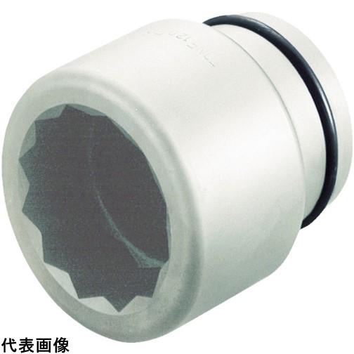 TONE インパクト用ソケット(12角) 75mm [12AD-75] 12AD75 販売単位:1 送料無料