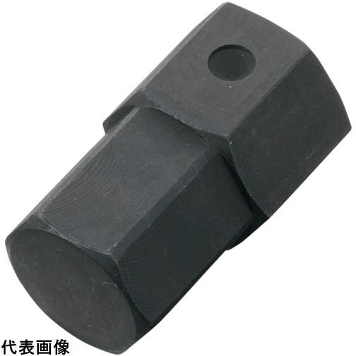 TONE インパクト用ヘキサゴンビット 差込角mm 対辺寸法41mm [BIT46-41] BIT4641 販売単位:1 送料無料
