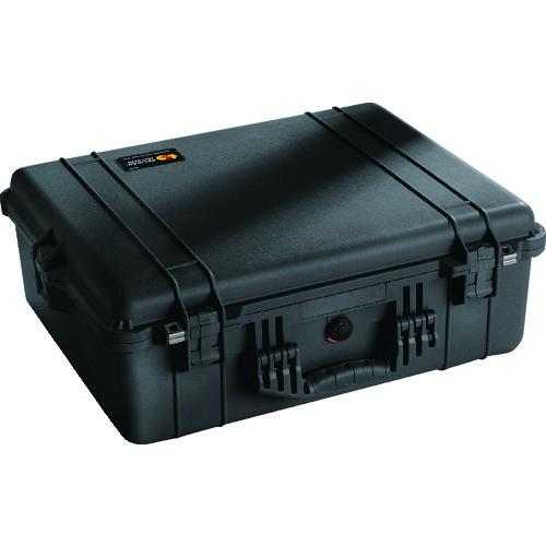 PELICAN 1600 (フォームなし)黒 616×493×220 [1600NFBK] 1600NFBK 販売単位:1 送料無料