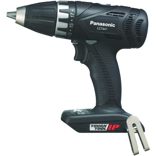 本体 ブラック EZ7441XB 送料無料 充電ドリルドライバー 販売単位:1 14.4V Panasonic [EZ7441X-B]