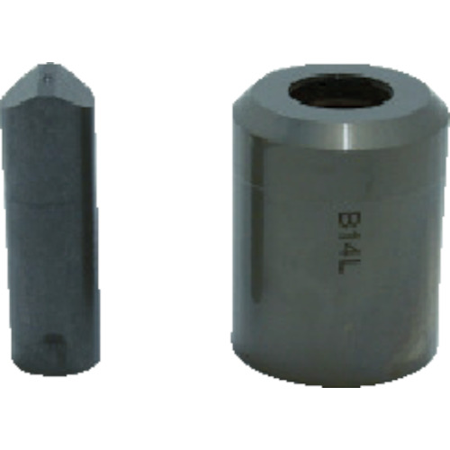 育良 ミニパンチャー替刃IS-106MP・106MPS(51413) [H14B] H14B 販売単位:1 送料無料