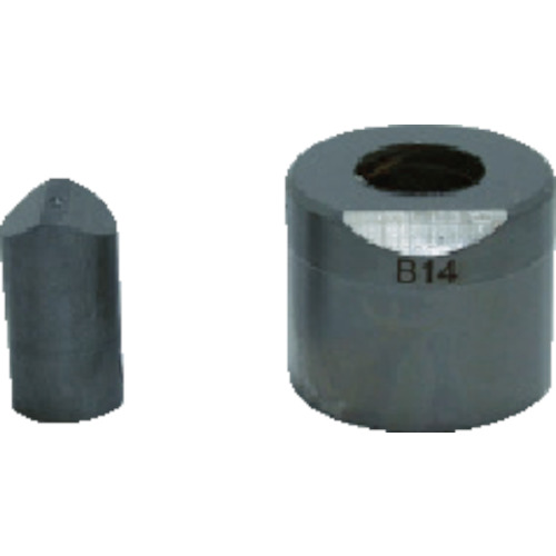 育良 フリーパンチャー替刃 IS-BP18S用(51604) [12B] 12B 販売単位:1 送料無料