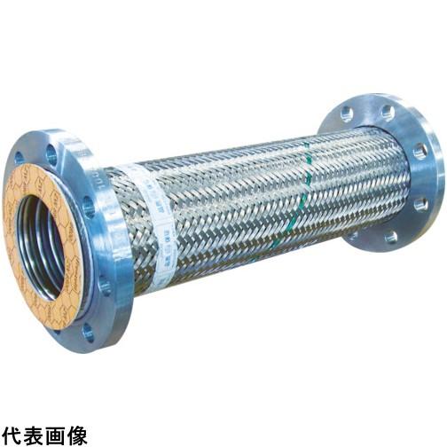トーフレ フランジ無溶接型フレキ 10K SS400 150AX500L [TF-23150-500] TF23150500 販売単位:1 送料無料