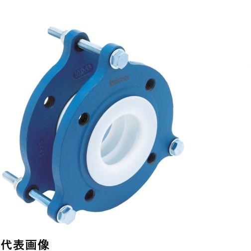 ゼンシン フッ素樹脂製防振継手(フランジ型) [ZTF-5000-40] ZTF500040 販売単位:1 送料無料