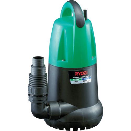 リョービ 水中汚水ポンプ(60Hz) [RMG-800060HZ] RMG800060HZ 販売単位:1 送料無料