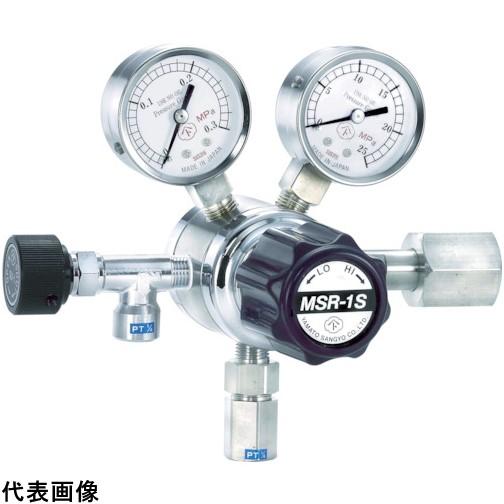 ヤマト 分析機用二段圧力調整器 MSR-1S [MSR1S13TRC] MSR1S13TRC 販売単位:1 送料無料