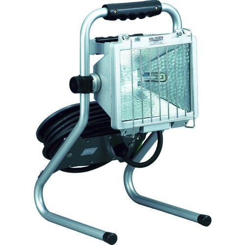 ハタヤ 防雨型ドラムスタンドハロゲンライト 500W 100V電線7m [PHD-507N] PHD507N 販売単位:1 送料無料