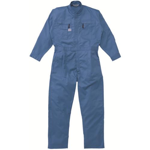 AUTO-BI ツナギ服 3Lサイズ ブルー [5750-BL-3L] 5750BL3L 販売単位:1 送料無料