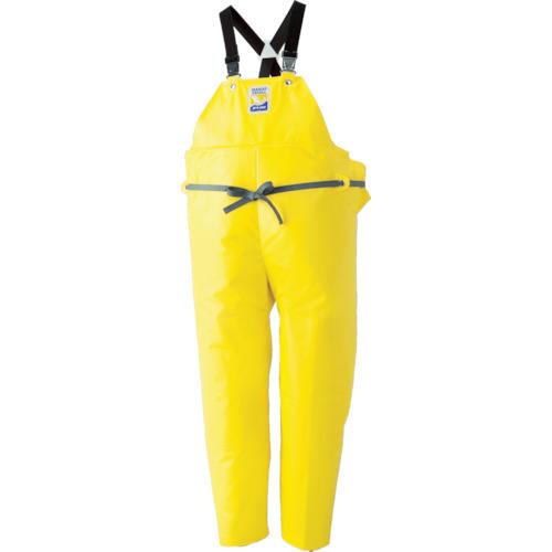 ロゴス マリンエクセル 胸当て付きズボン膝当て付きサスペンダー式 イエロー L [12063522] 12063522 販売単位:1 送料無料