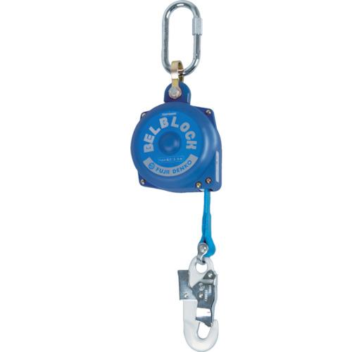ツヨロン ベルト巻取式 ベルブロック (3.5M) [BB-35-SN-BX] BB35SNBX 販売単位:1 送料無料