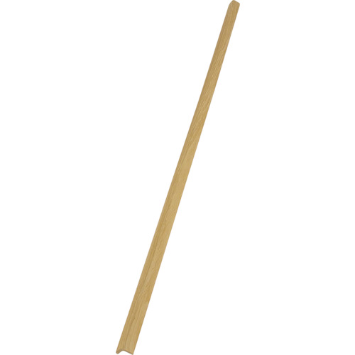 TRUSCO トラスコ中山 安心クッション L字型 細 10本入り 木目 [T10AC-92] T10AC92 販売単位:1 送料無料