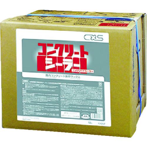シーバイエス 樹脂ワックス コンクリートシーラー 18L [13057] 13057 販売単位:1 送料無料