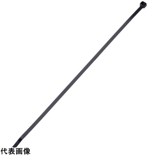 パンドウイット ナイロン結束バンド 耐熱性黒 幅2.5×長さ203 (1000本入) [PLT2M-M30] PLT2MM30 販売単位:1 送料無料