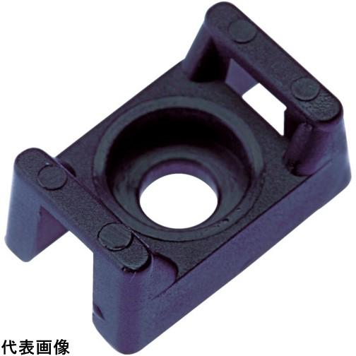 パンドウイット タイマウント 耐熱性黒 (1000個入) [TM2S8-M30] TM2S8M30 販売単位:1 送料無料