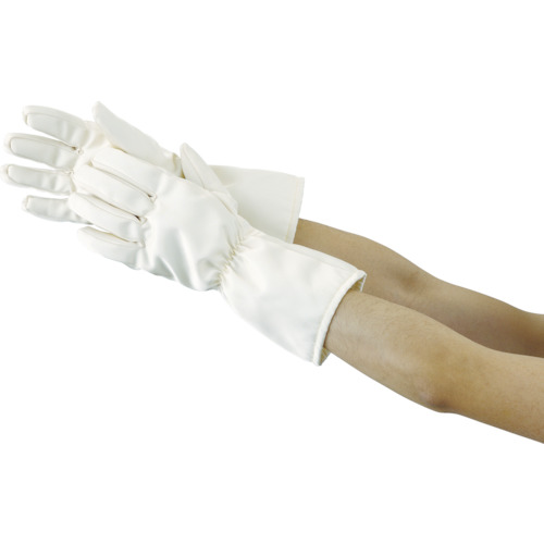 TRUSCO トラスコ中山 クリーンルーム用耐熱手袋35CM [TMZ-782F] TMZ782F 販売単位:1 送料無料