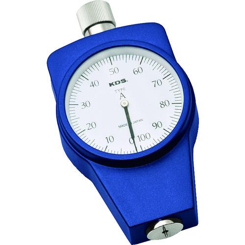 KDS ゴム硬度計Aタイプ標準型 [DM-104A] DM104A 販売単位:1 送料無料