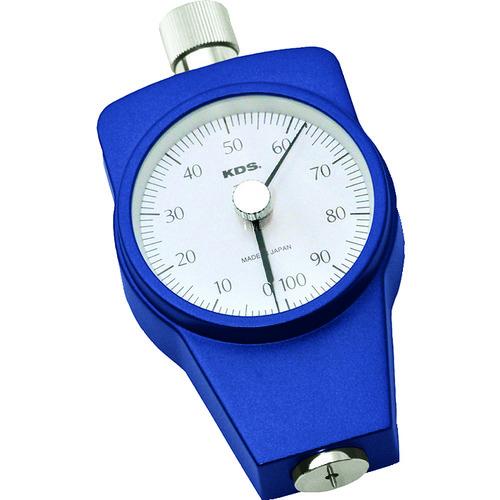 KDS ゴム硬度計Aタイプ置針型 [DM-204A] DM204A 販売単位:1 送料無料