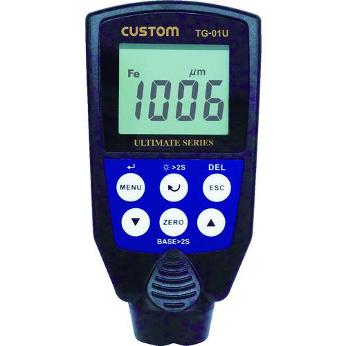 カスタム 膜厚計 [TG-01U] TG01U 販売単位:1 送料無料