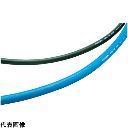 十川 スーパーエアーホース 長さ50m 外径13mm [SA-6-50] SA650 販売単位:1 送料無料