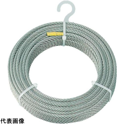 TRUSCO トラスコ中山 ステンレスワイヤロープ Φ5.0mmX100m [CWS-5S100] CWS5S100 販売単位:1 送料無料