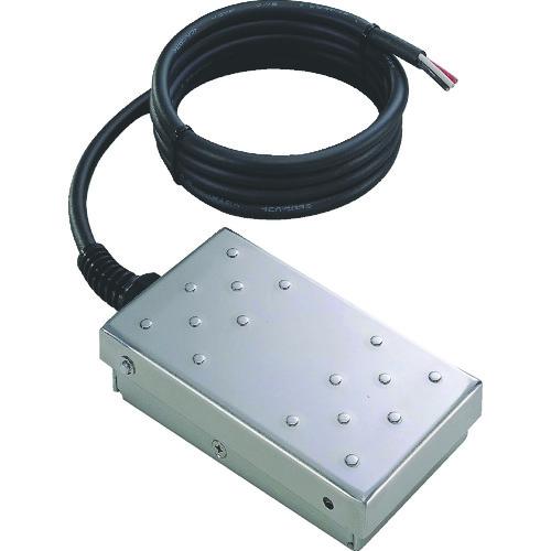 オジデン フットスイッチ ステンレス製 電気定格0.1A-30VDC [OFL-VG5-S6] OFLVG5S6 販売単位:1 送料無料