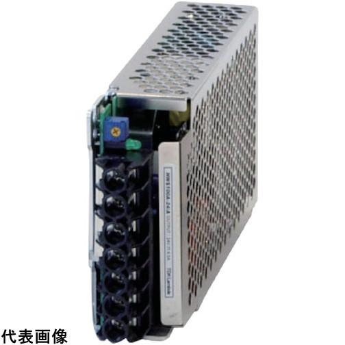 TDKラムダ ユニット型AC-DC電源 HWS-Aシリーズ 100W カバー付 [HWS100A-24/A] HWS100A24A 販売単位:1 送料無料