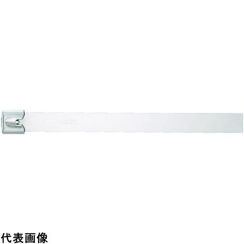 パンドウイット MLTタイプ 自動ロック式ステンレススチールバンド SUS304 幅15.9mm 長さ594mm 50本入り MLT6SH-LP [MLT6SH-LP] MLT6SHLP 販売単位:1 送料無料
