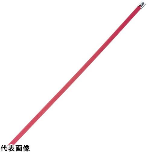 パンドウイット MLTタイプ フルコーティングステンレススチールバンド SUS316 赤 幅8.1mm 長さ363mm 50本入り MLTFC4H-LP316RD [MLTFC4H-LP316RD] MLTFC4HLP316RD 販売単位:1 送料無料